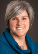 Portrait of Natoshia Askelson, professor in the Department of Community and Behavioral Health at the University of Iowa College of Public Health.