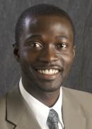 A portrait of Kwame Nyarko