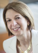 A portrait of Sue Curry of the University of Iowa College of Public Health