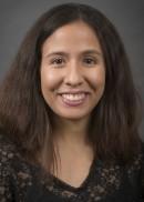 A portrait of Christine Kava of the University of Iowa College of Public Health.