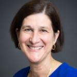 A portrait of University of Iowa College of Public Health Dean Edith Parker.