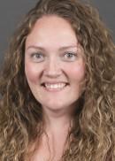 A portrait of Jessica Beswick of the University of Iowa College of Public Health.