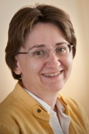 A portrait of Shelly Campo of the University of Iowa College of Public Health.