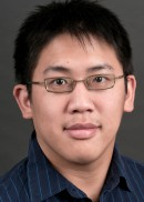 A portrait of Nai Chung Chang of the University of Iowa College of Public Health.
