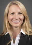 A portrait of Gosia Clore of the University of Iowa College of Public Health.