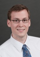 A portrait of Jonathan Davis of the University of Iowa College of Public Health.