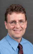 A portrait of Jeffrey Dawson of the University of Iowa College of Public Health.