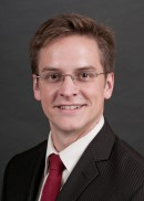 A portrait of Eric Foster of the University of Iowa College of Public Health.