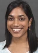 A portrait of Maya Ramaswamy of the University of Iowa College of Public Health.