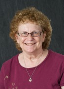 A portrait of Linda Rubenstein of the University of Iowa College of Public Health.