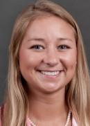 A portrait of Lauren Sager of the University of Iowa College of Public Health.