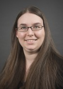 A portrait of Danielle Washburn of the University of Iowa College of Public Health.