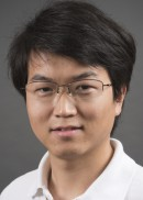 A portrait of Yaohui Zeng of the University of Iowa College of Public Health.