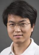 A portrait of Yaohui Zeng of the University of Iowa College of Public Health.