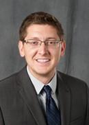 Chris Stamy, MPH/MHA student, 2014.