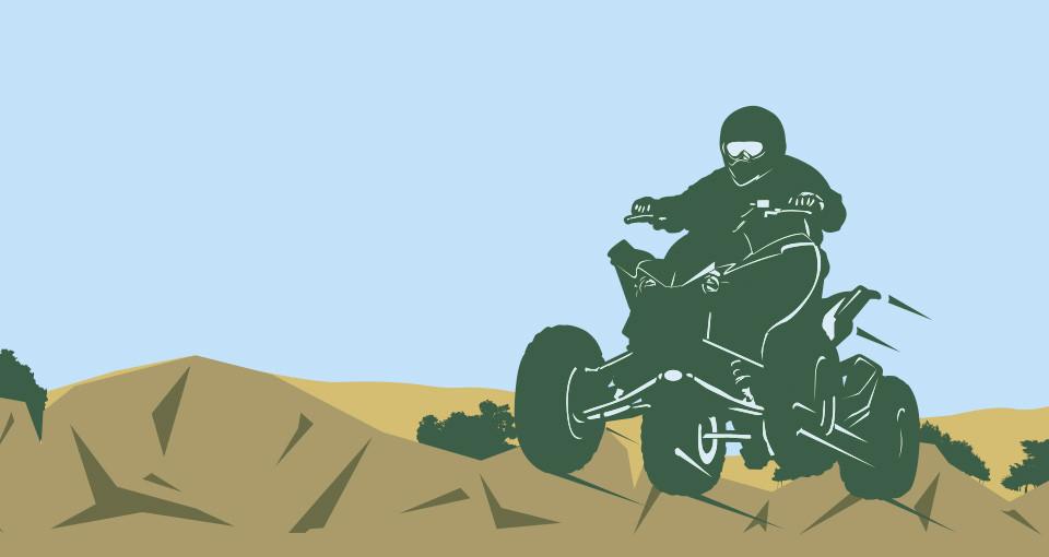ATV-slider