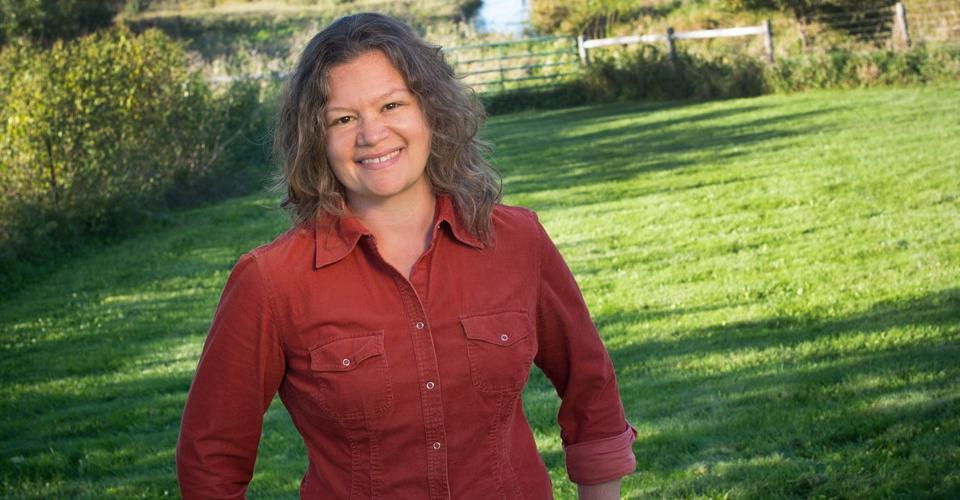 Portrait of Brandi Janssen