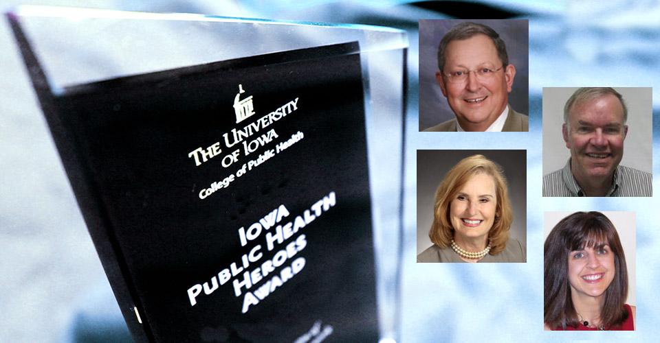 2015 Iowa Public Health Heroes