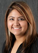 A portrait of Mehwish Qasim of the Department of Health Management and Policy at the University of Iowa College of Public Health.