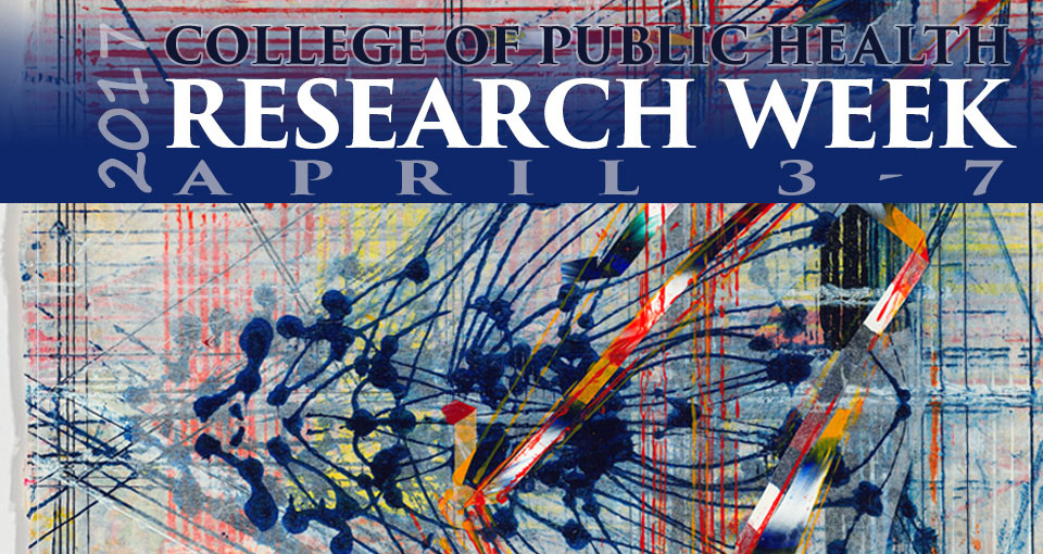 Research Week 2017 - College of Public Health