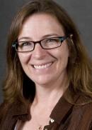 A portrait of Corinne Peek-Asa of the University of Iowa College of Public Health