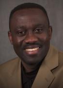 A portrait of Gideon Zamba of the University of Iowa College of Public Health