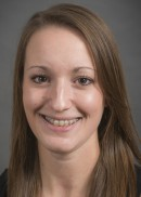 A portrait of Janel Barnes, a student in the Department of Biostatistics at the University of Iowa College of Public Health.