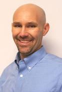Portrait of Brian Hanft, winner of a 2013 Iowa Public Health Heroes Award.