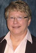 Portrait of Julie McMahon, winner of a 2013 Iowa Public Health Hero Award.