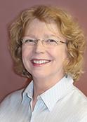 A portrait of Mary O'Brien, 2013 recipient of an Iowa Public Health Heroes Award.