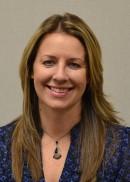 This is a portrait of Karen Crimmings, 2014 Iowa Public Health Heroes award winner.