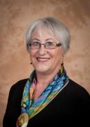 This is a portrait of Binnie LeHew, 2014 Iowa Public Health Heroes award winner.