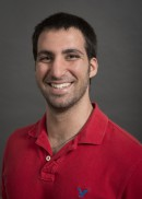 A portrait of Andrew Ghattas of the Department of Biostatistics at the University of Iowa College of Public Health.