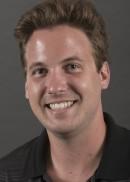 A portrait of Joshua Kersten of the University of Iowa College of Public Health