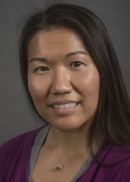 A portrait of Thuy Nguyen of the University of Iowa College of Public Health
