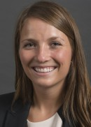 A portrait of Emma Ravenscroft of the University of Iowa College of Public Health