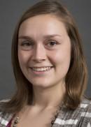 A portrait of Alexandra Sedlacek of the University of Iowa College of Public Health