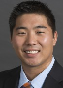 A portrait of Daniel Suh of the University of Iowa College of Public Health