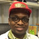 A portrait of Dwight Ferguson, an alumnus of the Department of Occupational and Environmental Health at the University of Iowa College of Public Health.
