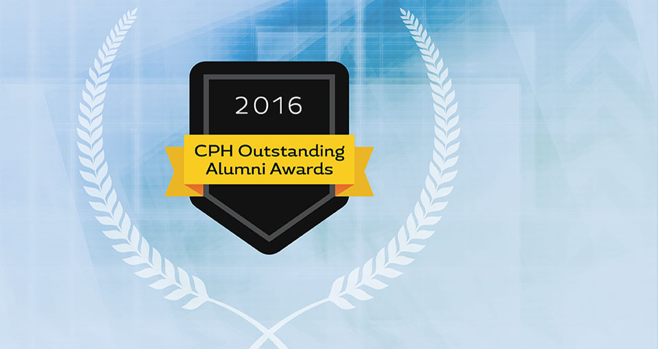 Outstanding Alumni Awards 2016 logo
