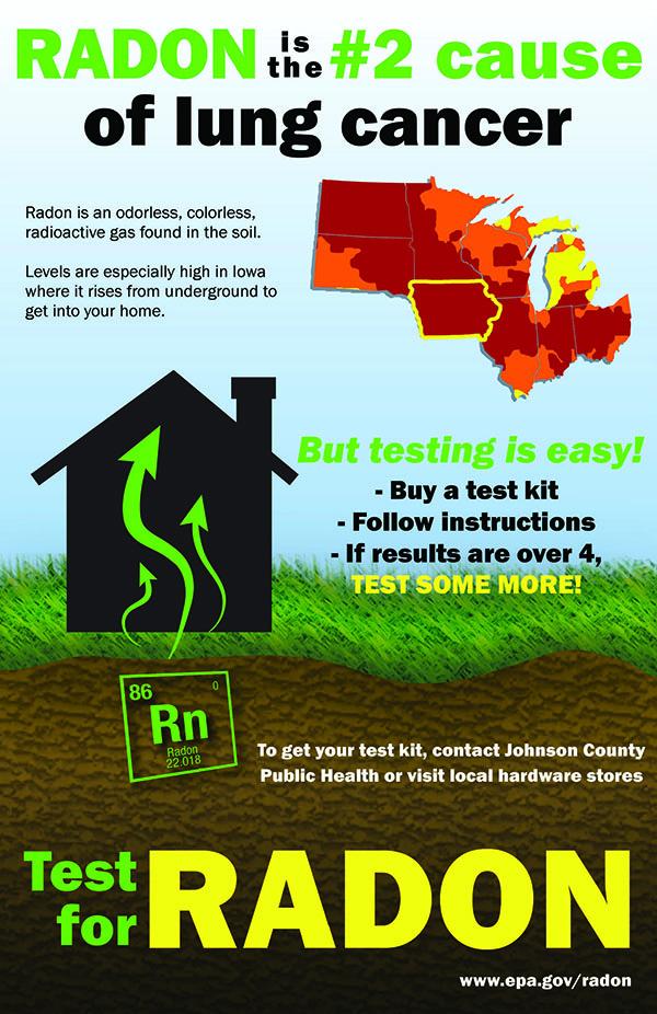 Cph Students To Raise Radon Awareness At May 2 Events