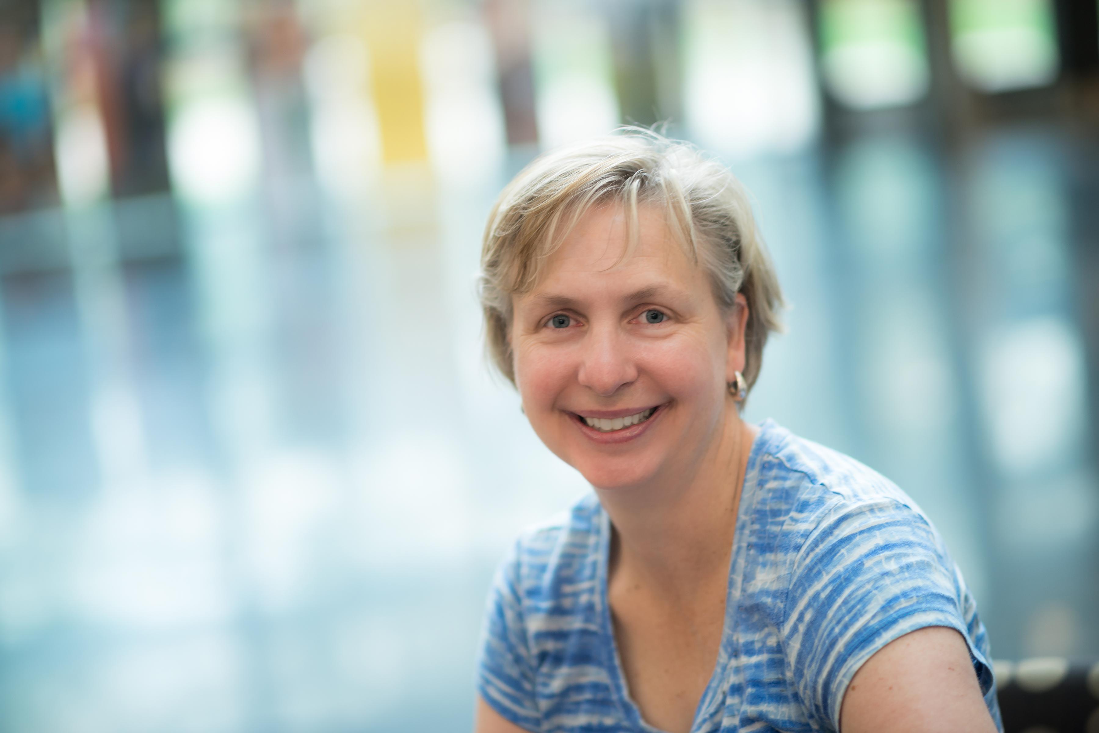 Portrait of Professor Diane Rohlman
