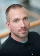 A portrait of Nate Fethke, professor of Occupational and Environmental Health at the University of Iowa College of Public Health.
