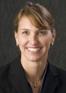 Paula Weigel, a research associate in the Department of Health Management and Policy at the University of Iowa College of Public Health.