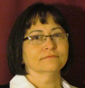 A portrait of Jill Baze, Business Leadership Network Steering Committee Member.