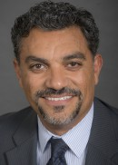 A portrait of Abdullah Alwahdani of the Department of Health Management and Policy in the College of Public Health at the University of Iowa.