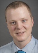 Portrait of Grant Brown, Assistant Professor of Biostatistics at the University of Iowa College of Public Health.