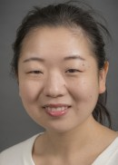 A portrait of Ziqian Chen of the Department of Biostatistics in the College of Public Health at the University of Iowa.