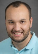 A portrait of Cody Hansen of the Department of Biostatistics in the College of Public Health at the University of Iowa.