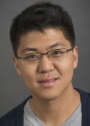 A portrait of Daniel Kang of the Department of Biostatistics in the College of Public Health at the University of Iowa.